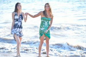 Ftv Girls Mary & Aubrey in Adventures in Maui