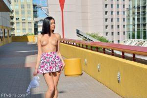 Ftv Girls Marley Brinx in Candian Beauty II + III